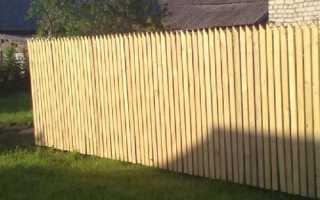 Является ли забор строением