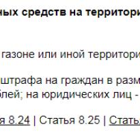 Административный штраф 300 рублей за что