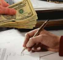 Условие об авансе в договоре оказания услуг