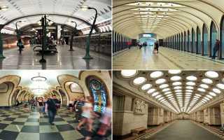 Фотосъемка в метро москвы