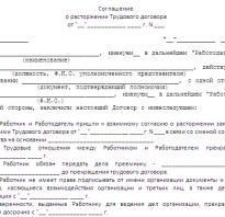 Пунктом 2 статьи 278 трудового кодекса рф