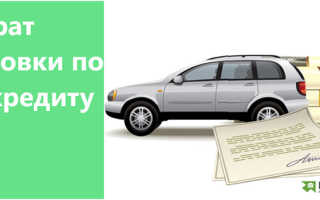 Страхование автокредита втб 24