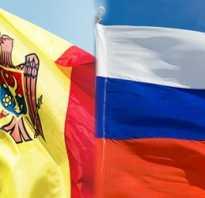 Как получить гражданство россии молдаванину