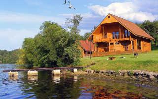 Что можно строить в водоохранной зоне озера