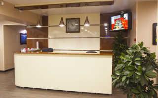Устройство регистратуры в поликлинике